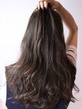 アピューズ ヘアー(Apiuz Hair)Apiuz Hair 透け感のあるこだわりアッシュ