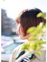 透ける色♪バイオレット&グラデーションカラー