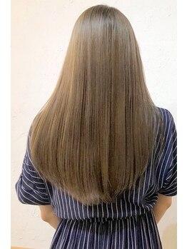 オルブローレ(Orbeloure)の写真/《感動の口コミ多数》【髪質改善縮毛矯正】今までの常識を覆す長持ちするトリートメントでサラつや美髪へ☆
