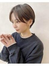 ユーフォリアギンザグランデ(Euphoria GINZA GRANDE)【Euphoria/岩崎達也】コンパクト耳掛けショート20代30代40代