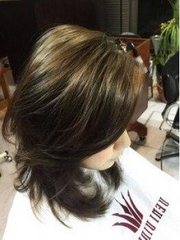 ヴェニヴィディヴィッチ(VENI VIDI VICI)の写真/◇仲町台1分◇サロン~自宅までを上質ケアでつなぐ・・自宅でもサロン帰りのような艶ツヤ美髪を◎