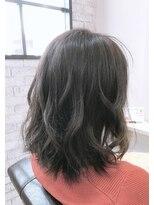 ルルカ ヘアサロン(LuLuca Hair Salon)LuLucaお客様☆スナップ 色持ち重視のアッシュ系カラー