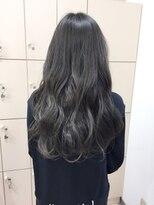 アドゥーヘアー(A do hair)アッシュグレーカラー