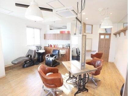 アクロヘアルーム(acro hair room)の写真