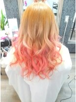 ヘアーグランデシーク(Hair Grande Seeek)seeek style 2colorグラデ