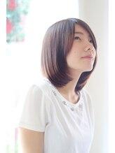 ヘアガーデンチェレステ(hair garden celeste)【hair garden celeste井内彩人】☆大人可愛い☆ナチュラルボブ