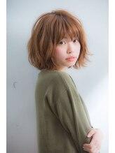 ウィービーパセリ(webeparsley by Johji Group)ゆるふわショートスタイル♪