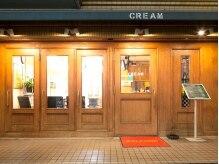 ヘアースポット クリーム(Hair Spot CREAM)の雰囲気(入りやすい雰囲気の路面店。お気軽にご来店下さい★)