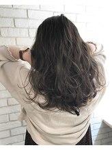 オーストヘアー 銀座(Aust hair)【Aust】イルミナカラーカラー、フォギーベージュ