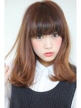 マイア 横浜駅店(hair saloon maia)cute×eyes=キャッツアイ♪
