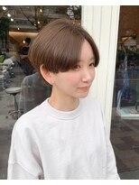チカシツ(Chikashitsu)19ss tranks short