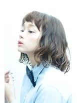 ミンクス ハラジュク(MINX harajuku)【イノセントカラー☆】Aラインパーマ×ボブショートバング