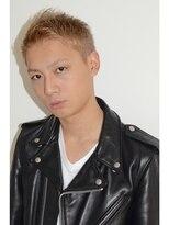 EXILE・AKIRA風 簡単スタイリングの最新メンズヘア