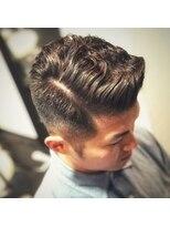 オムヘアーツー (HOMME HAIR 2)fadecut.barberstyle.フェード.コテパーマ#Hommehair2nd櫻井