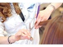ビューティーチサカ 西店(Beauty CHISAKA)の雰囲気(自然な丸みや、おさまりの良いカットが好評◎)
