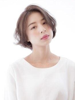 アボブアンドビヨンド(ABOVE&BEYOND)の写真/反応型ケラチン【カルボキシメチルシステインシリン】配合で髪のダメージを補修しなりたいイメージを実現◎