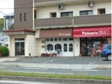 サロン ド ラクサージュ(salon de Luxage)の雰囲気(駐車場はお店目の前に三台停めれます♪)