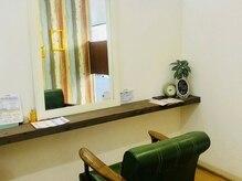 美容室ホーム(home)の雰囲気(それぞれ雰囲気の違う個室を3室ご用意。)