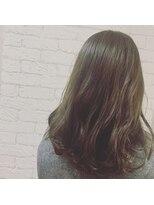シャインヘア モカ 新宿(Shine hair mocha)【新宿】丸みショート無造作カールボブディイルミナカラー22