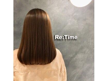 ヘア ストア リタイム(hair store Re-Time)の写真