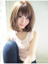 ヘアーブランド リンク 三宮店(HAIR BRAND Link)【Link】ナチュふわミディ