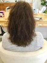 オーガニックヘアサロン ツリー(organic hair salon Tree)アレンジも簡単スタイル