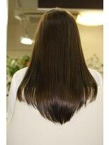ヴィオレッタ ヘアアンドスペース(VIOLETTA hair&space)髪質改善縮毛矯正ストレート