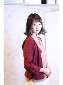 ローグヘアー 亀有店(Rogue HAIR)ローライト&ハイライト2WAYボブ