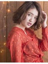ヘアデザインコレット(hair design collet)☆レディカジュアルボブ【hair design collet】03-6902-1672