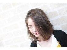 ナチュラルピー 総持寺店(Natural.P)の雰囲気(流行りの髪型、骨格、髪質に合わせた、デザインカットを実現☆)