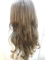 ヘアーアンドメイク ルシア 梅田茶屋町店(hair and make lucia)クリーミーベージュ