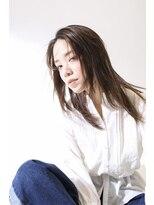 アミィヘアー(Ami Hair)柔らかストレートヘア