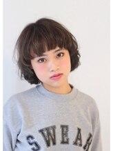 シアン(Cyan)☆ニュアンスマッシュボブ☆