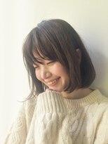 ガーデン ハラジュク(GARDEN harajuku)【鈴木ゆうすけ】耳かけナチュラルボブ
