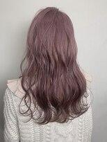 ヘアサロンエム フィス 池袋(HAIR SALON M Fe's)Sheer pink