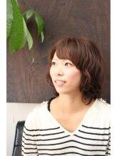 ヘアーメイク エターナル(hair make Eternal)春風ウェーブ☆