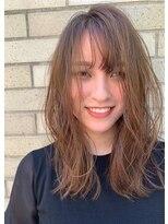 エッセンシャルヘアケア アンド ビューティー(Essential haircare & beauty)透明感カラー