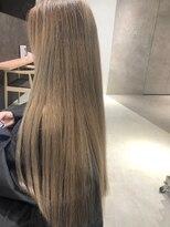 ラノバイヘアー(Lano by HAIR)【Lano by HAIR】 北村 亮  ことりベージュカラー