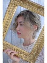 ヘアリゾート バレンタイン(hair+resort valentine)モダンショート☆ヘアアレンジ