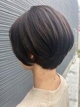 ヘアーウーノイルヴェント(HAIR UNO ilvento)360度綺麗に見えるショートスタイル【HAIR UNO 水戸】