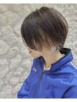 モアナ バイ ヘッドライト 駒沢大学店(Moana by HEADLIGHT)Moana【駒沢大学】インナーカラー#ショートボブ#学割U24