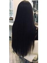 ヘアーカスタム(Hair Custom)スーパーロングストレート