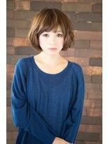 アリシアヘアー(ARISHIA hair)【ARISHIA hair 那珂】丸みショート くせ毛風 ナチュラルボブ ♪