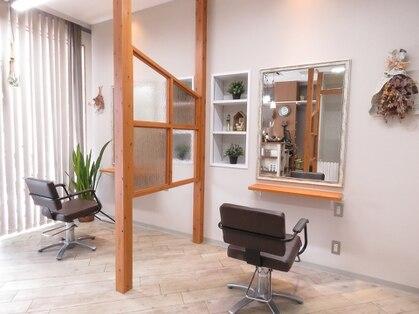 ポルト(porto produced by teatro hair salon)の写真