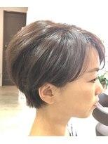 クロムヘアー(CHROME HAIR)ショートボブ