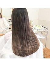 ベル(bell)髪質改善トリートメント