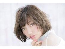 ミック ヘアアンドメイク アップ 駒込店(miq Hair&Make up)の雰囲気(思わず触れたくなるようなエアリー感のあるボブ☆)