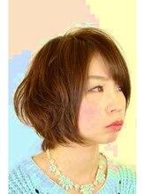 シエル ヘアー 守山店(CieL hair)新色カラー&ふわっとパーマ