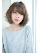 アンアミ オモテサンドウ(Un ami omotesando)【Un ami】 大人かわいい 小顔ボブ 松井幸裕