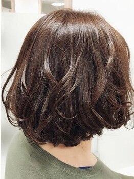 """リア シェリム(Ria cherim)の写真/親身で丁寧なカウンセリングで一人ひとりの髪質や骨格に合わせた""""なりたい""""理想のスタイルに。"""